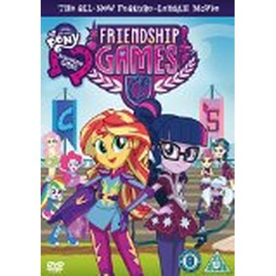 My Little Pony: Equestria Girls - Friendship Games [DVD]